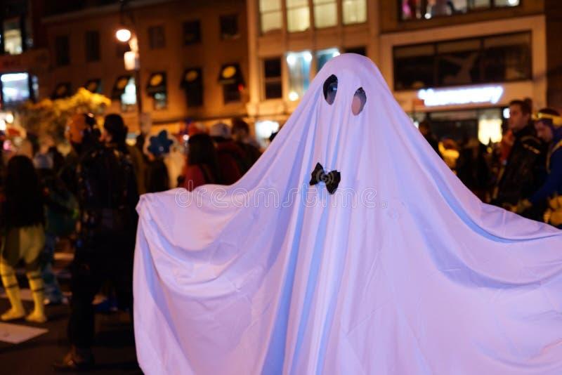 La parte 2015 di parata di Halloween del villaggio 5 4 immagini stock
