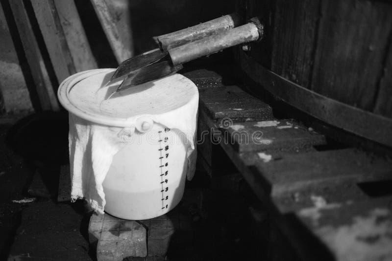 Bebida alcohólica preparada tradicional fotografía de archivo libre de regalías
