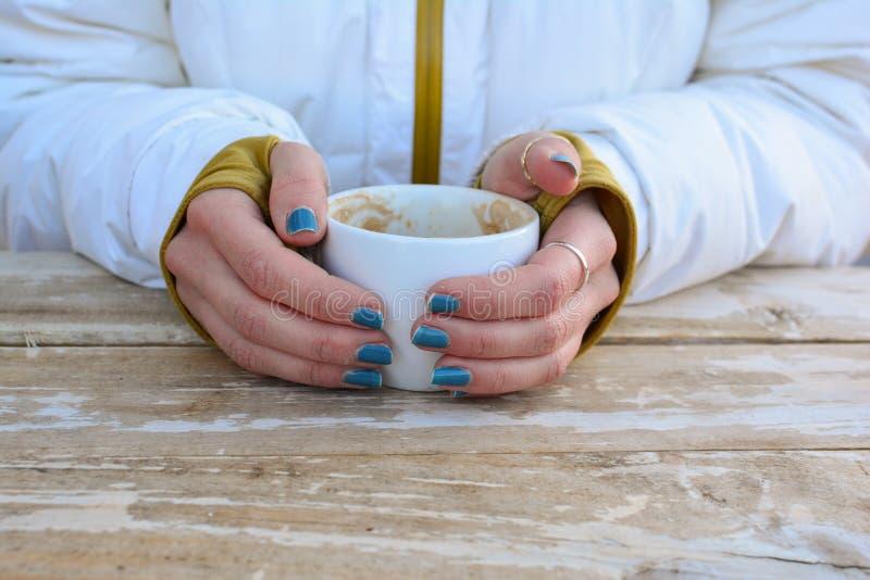 La pause café est terminée images libres de droits