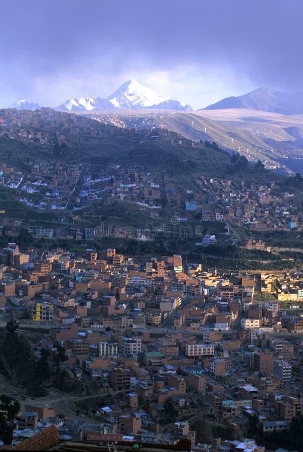 La Paz imagen de archivo libre de regalías