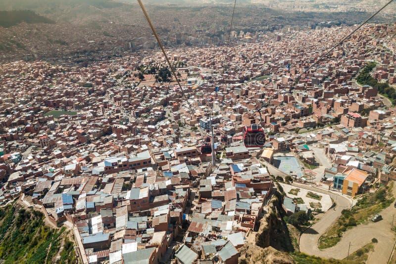 La Paz, Bolivia imágenes de archivo libres de regalías