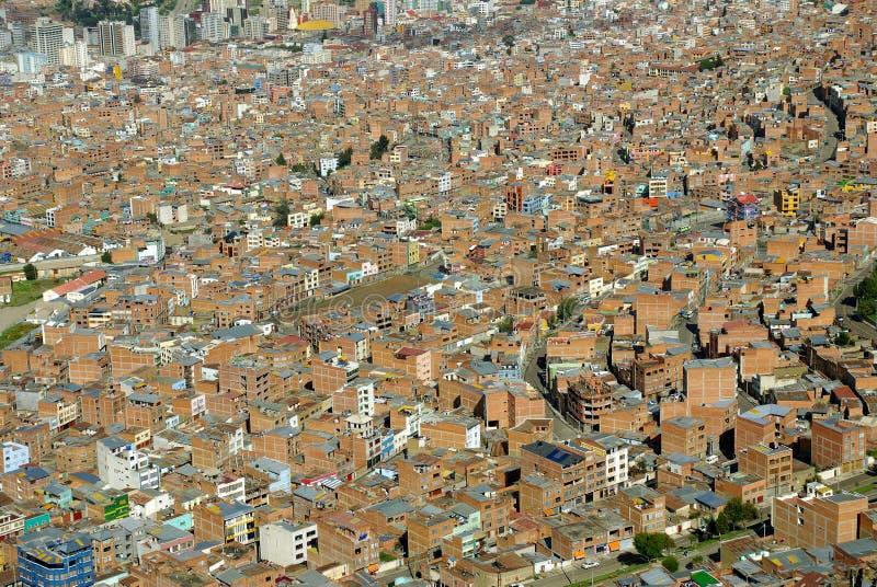 La Paz, Bolivia foto de archivo libre de regalías
