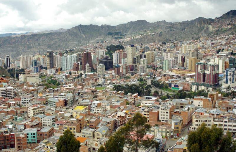 La Paz, Bolivia fotos de archivo libres de regalías