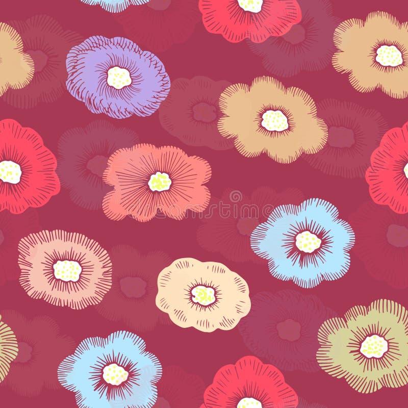 La paz hacia fuera florece en las secoyas libre illustration