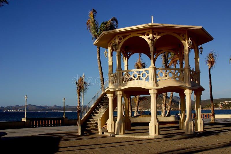 La Paz, playa foto de archivo