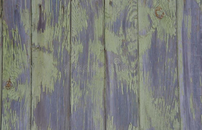 La peinture bleue et verte, a verticalement localisé le fond gentil photo stock