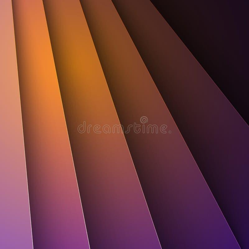 La pendiente oscura raya el fondo oscuro Papel pintado oscuro fotos de archivo