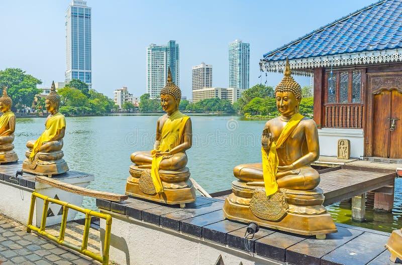 La perla di Colombo immagini stock libere da diritti
