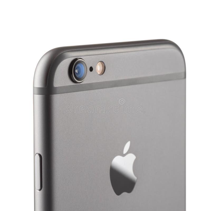 apple 6 appareil photo