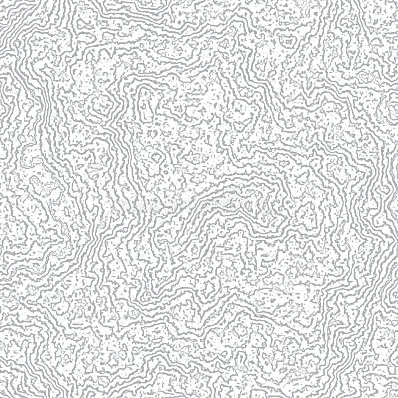 La piedra de mármol con brillo acentúa la textura blanca stock de ilustración
