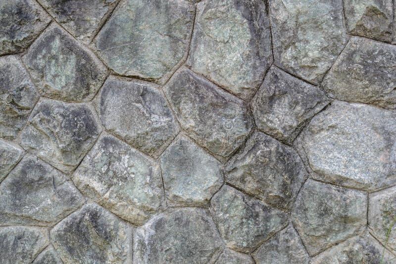 La pierre bascule la texture de modèle images stock