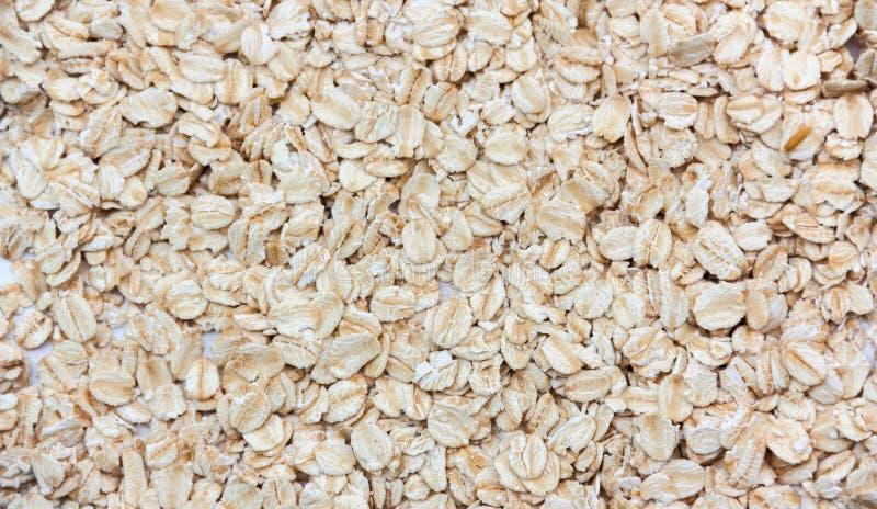 Download La Pile De L'avoine Sèche S'écaille, Pose également Le Fond Image stock - Image du aliments, normal: 76081519