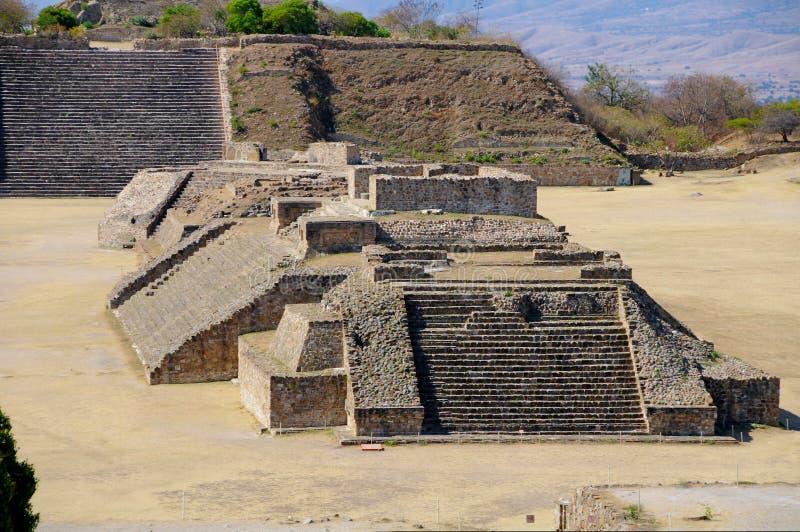 La pirámide arruina 1, México imagen de archivo libre de regalías