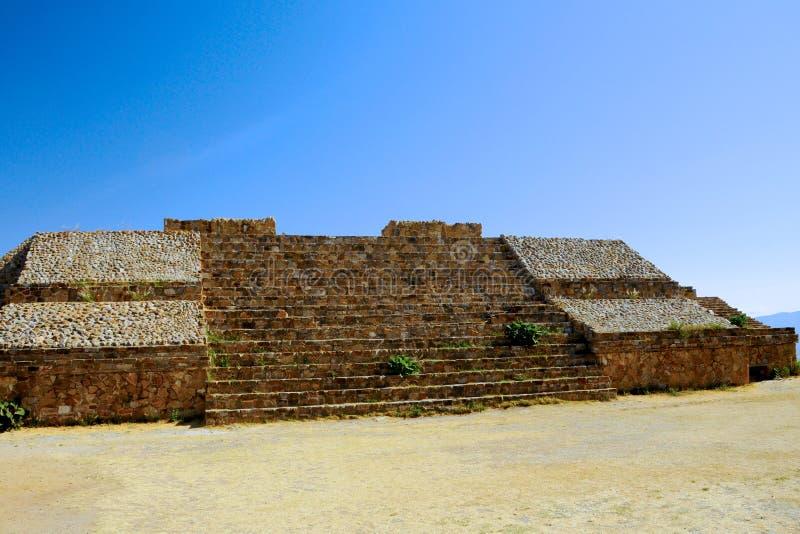 La pirámide arruina 5, México fotografía de archivo