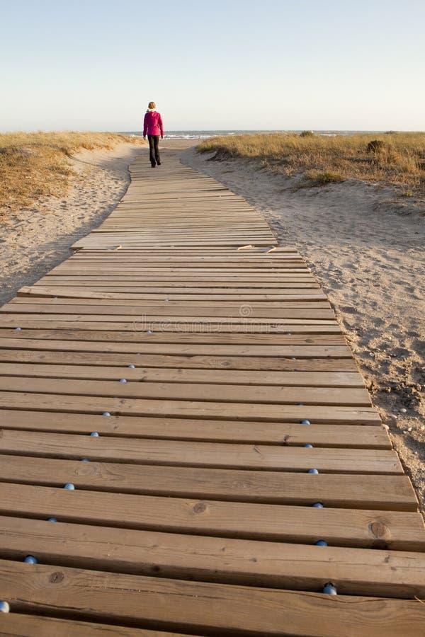 A la playa imagen de archivo