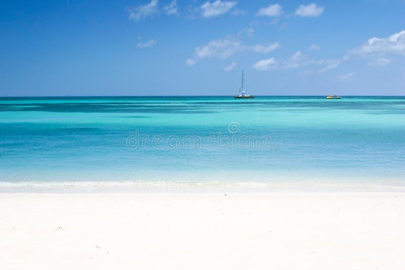 La playa imagen de archivo