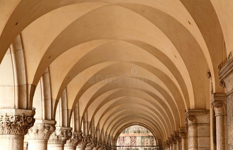 La plaza Venecia de San Marco fotografía de archivo libre de regalías