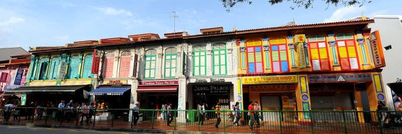 La poca India, Singapur foto de archivo