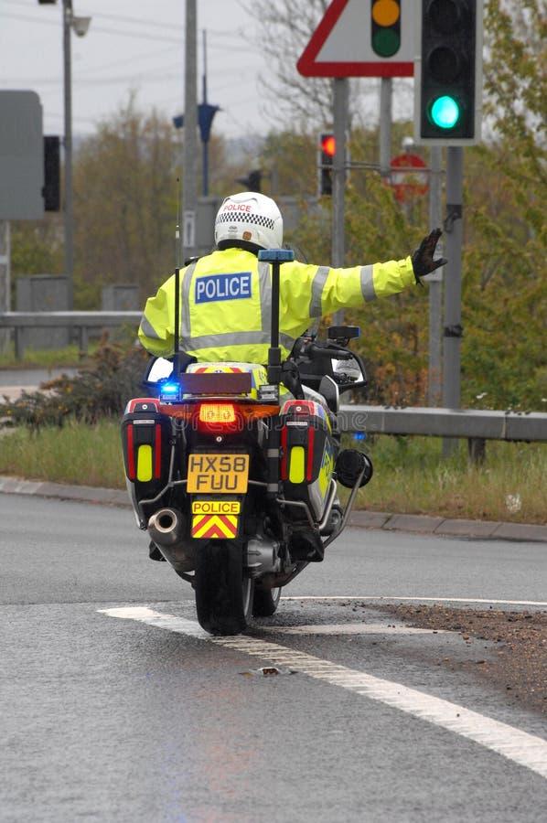 La polizia si arresta fotografie stock libere da diritti