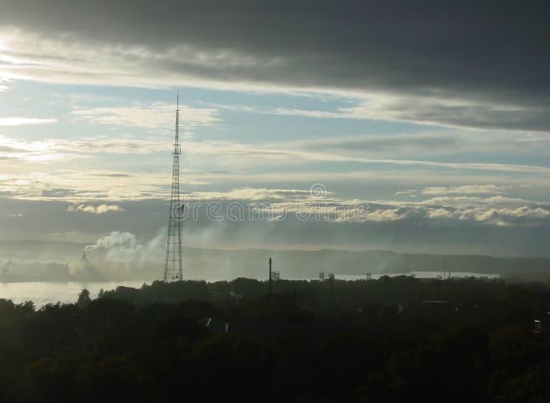 La pollution images stock