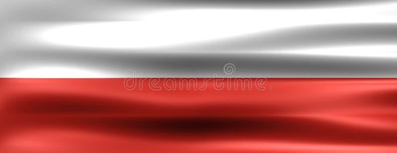 La Pologne illustration stock