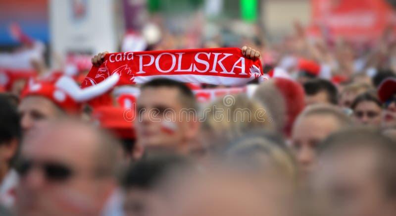 La Polonia fotografia stock