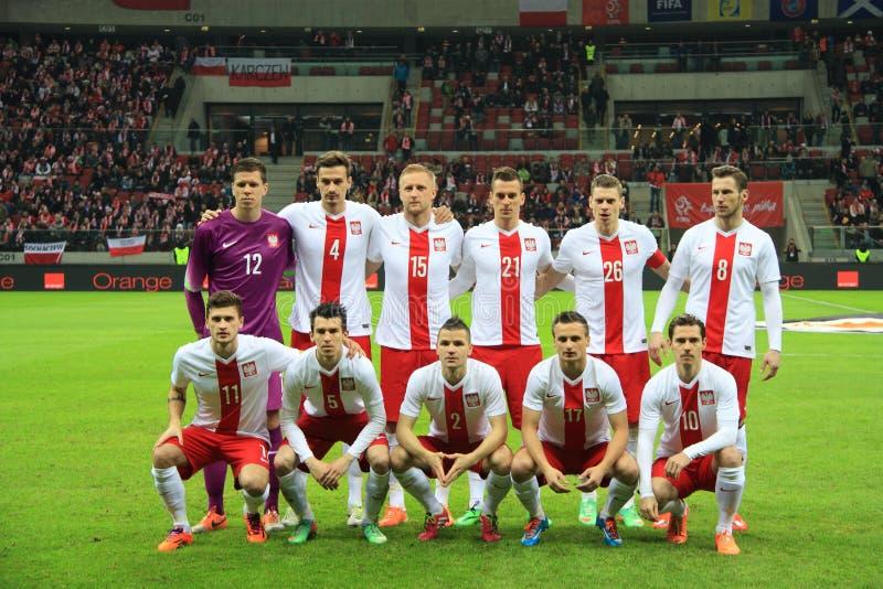 La Polonia immagine stock