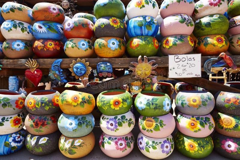 La porcellana messicana e handcraft immagini stock libere da diritti