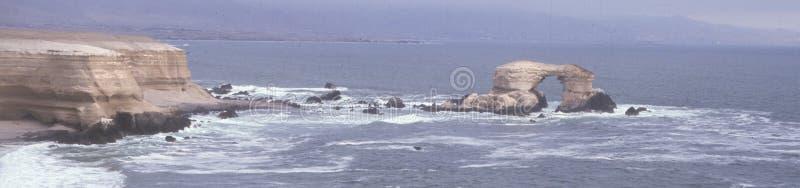 La Portada de Antofagasta fotografia de stock