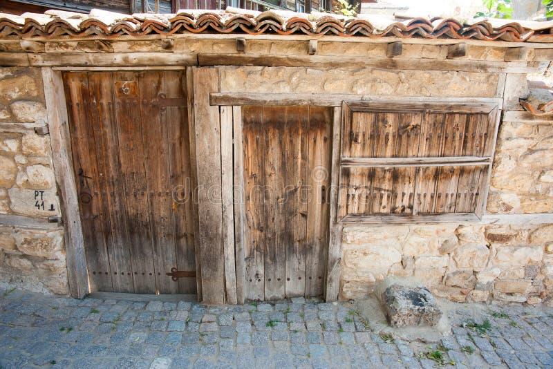 La porte à l'histoire bulgare photos libres de droits