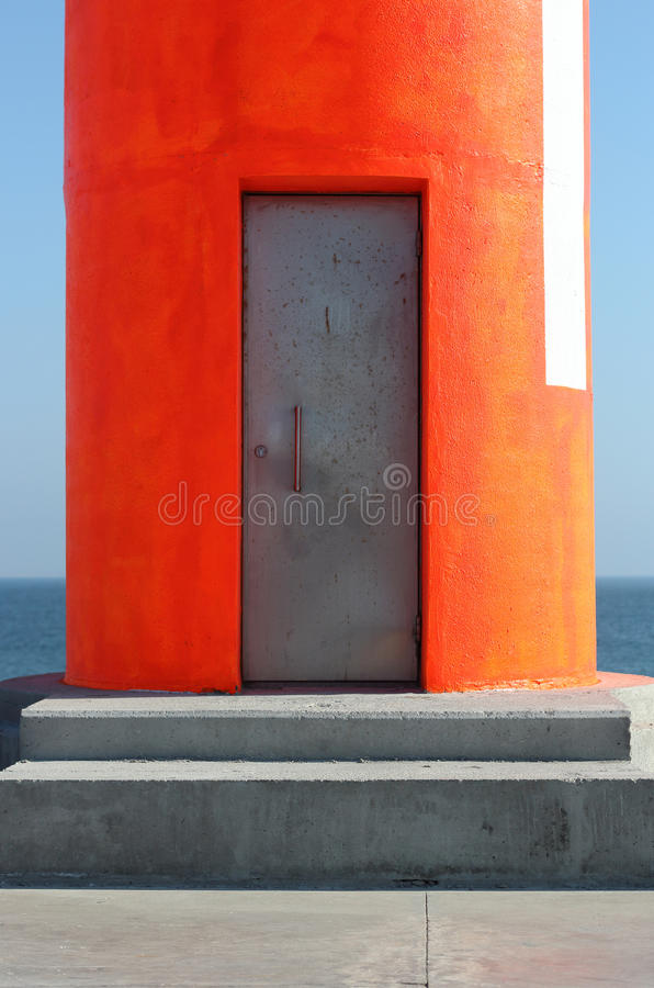 La porte photographie stock