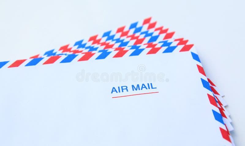 La poste aérienne illustration de vecteur