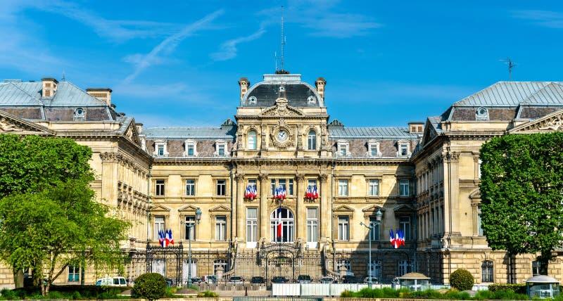 La préfecture de Lille, France images libres de droits