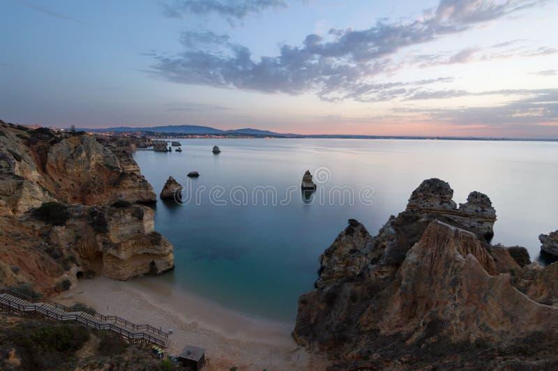La Praia fa Camilo fotografia stock libera da diritti