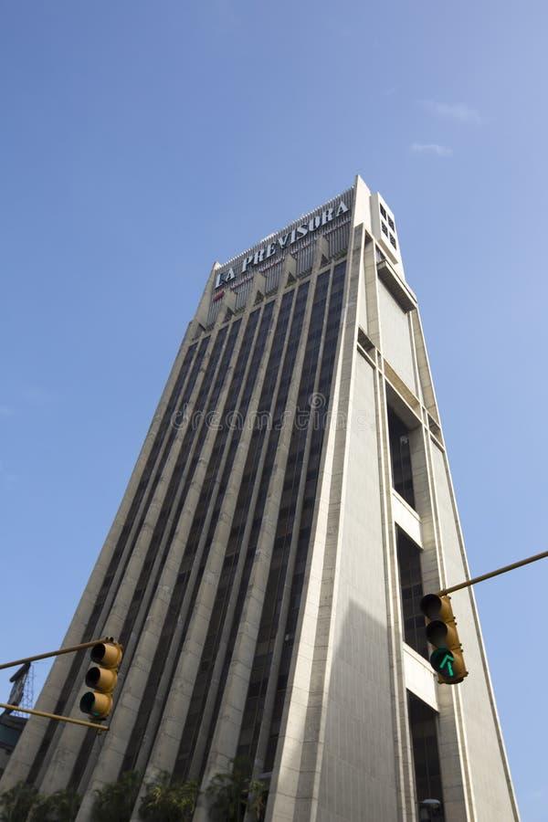 Download La Previsora Torres Contro Un Cielo Blu, Caracas Fotografia Stock Editoriale - Immagine di blocco, automobile: 56875813