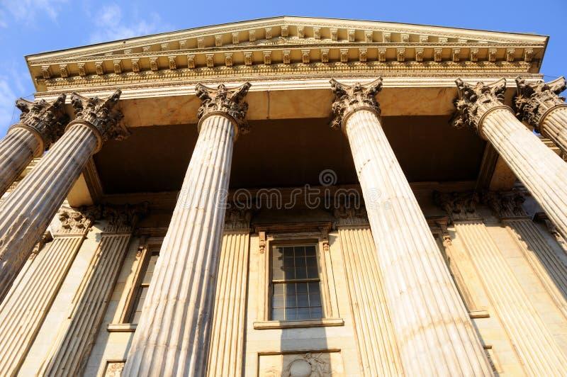 La prima Banca degli Stati Uniti immagine stock