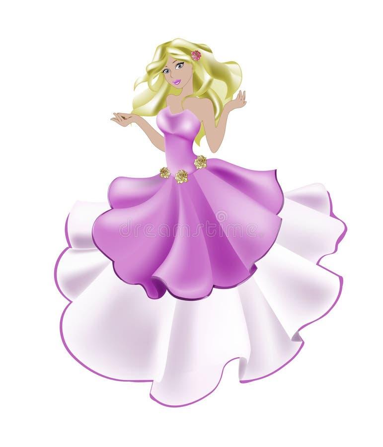 La princesa subió imagenes de archivo