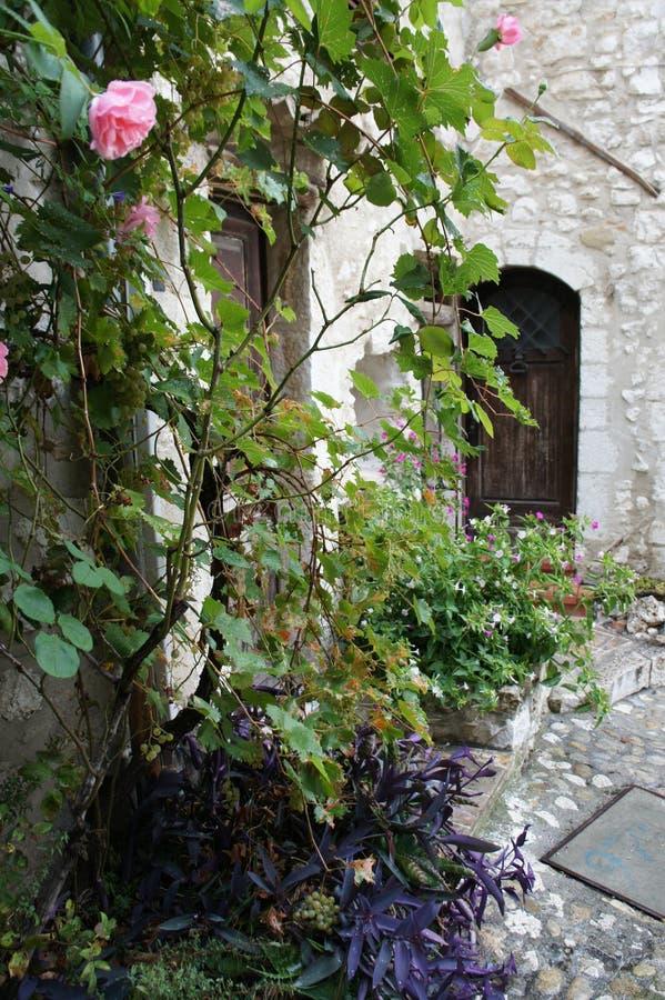 La Provence après pluie photo stock
