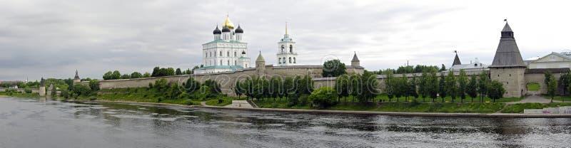 La Pskov Kremlin Rusia fotografía de archivo