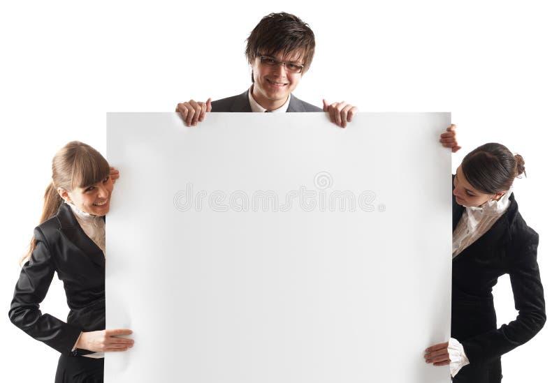 La publicité image stock