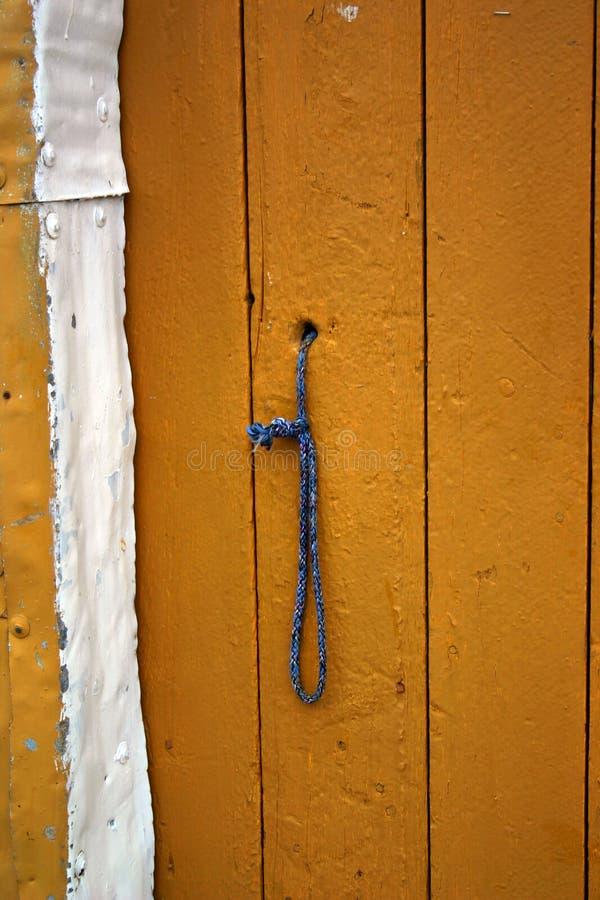 La puerta imagenes de archivo