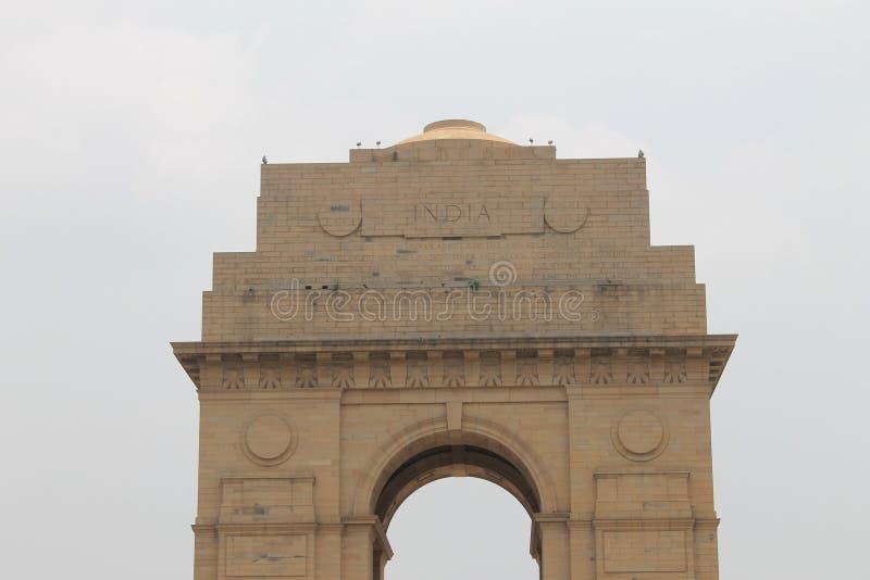 La puerta de la India foto de archivo