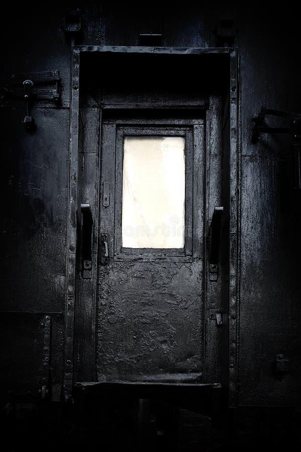 La puerta mística foto de archivo libre de regalías