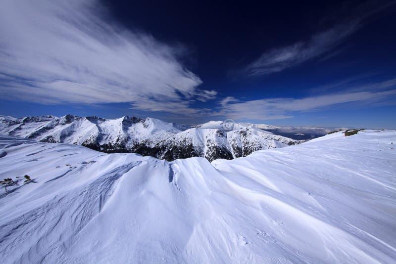 La punta más alta Rila, Bulgaria. fotografía de archivo libre de regalías