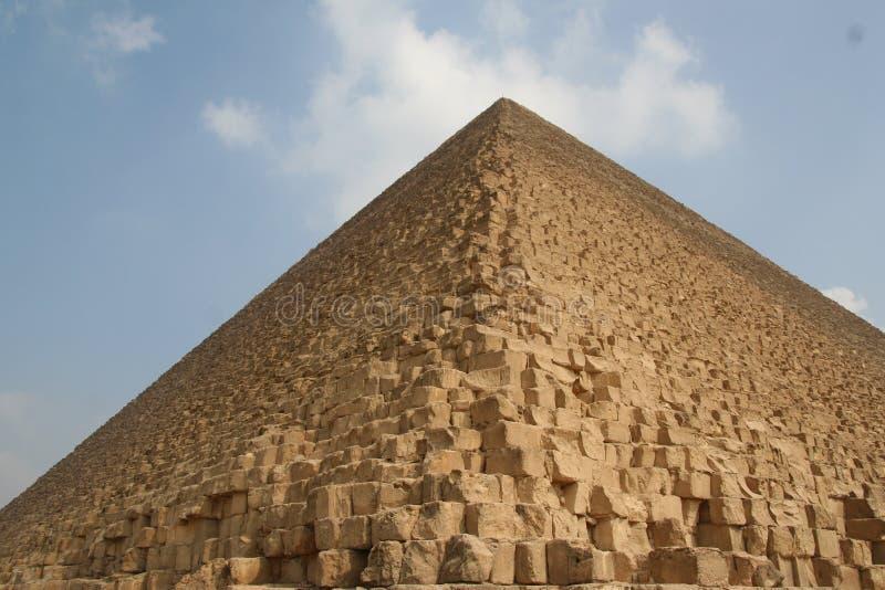 La pyramide rouge de Dahshur photographie stock libre de droits