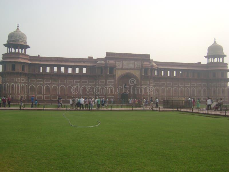 La Quila (forte vermelho), Agra, Índia imagens de stock royalty free