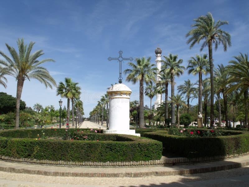 La Rabida - Andalucia royaltyfri fotografi