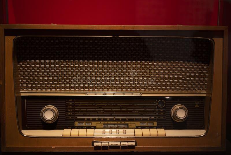 La radio fotografía de archivo libre de regalías
