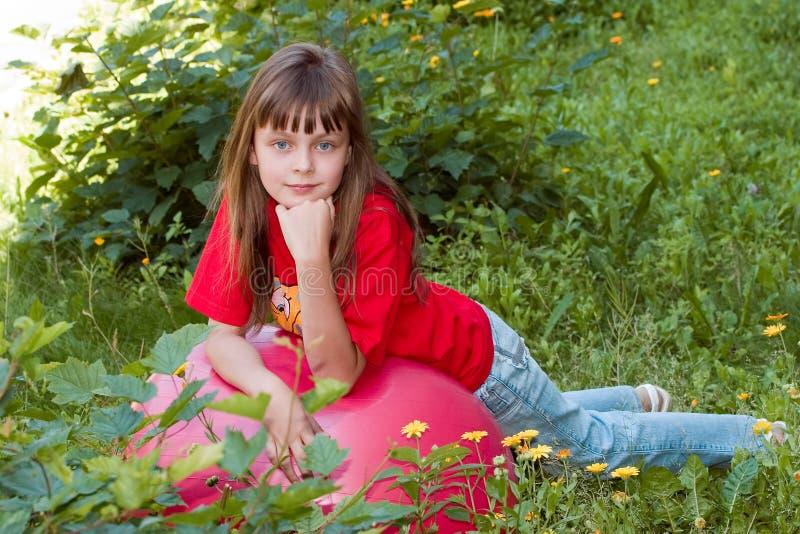 La ragazza con una corona immagine stock immagine di - Colorazione immagine di una ragazza ...