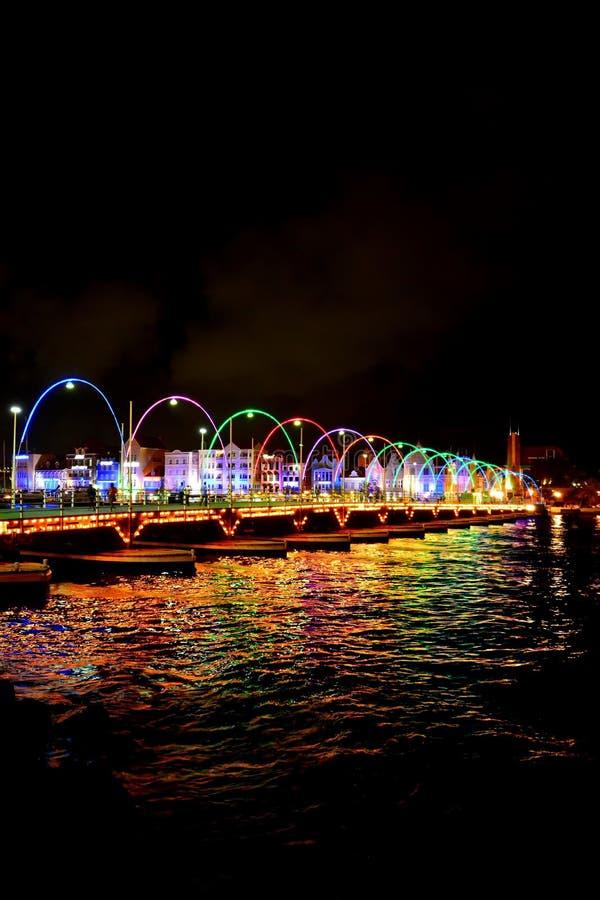 La Reine Emma Bridge image stock